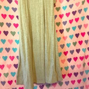 Light olive green skirt